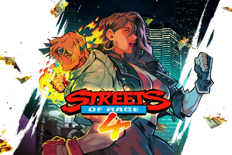 Streets of Rage is back?!?!