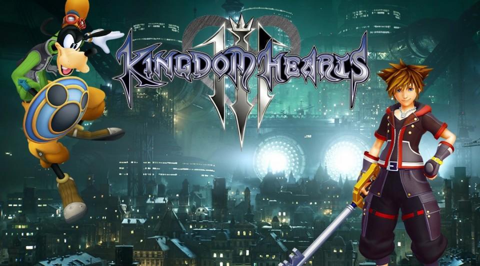 E3 Madness - Kingdom Hearts 3